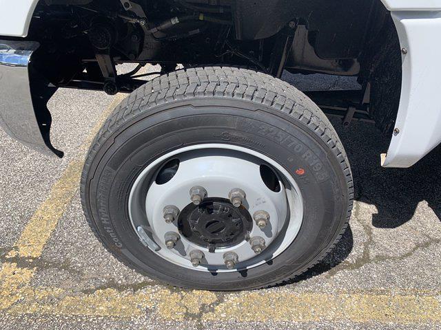 2021 Chevrolet Silverado 5500 Regular Cab DRW 4x4, Rugby Z-Spec Dump Body #62952 - photo 9