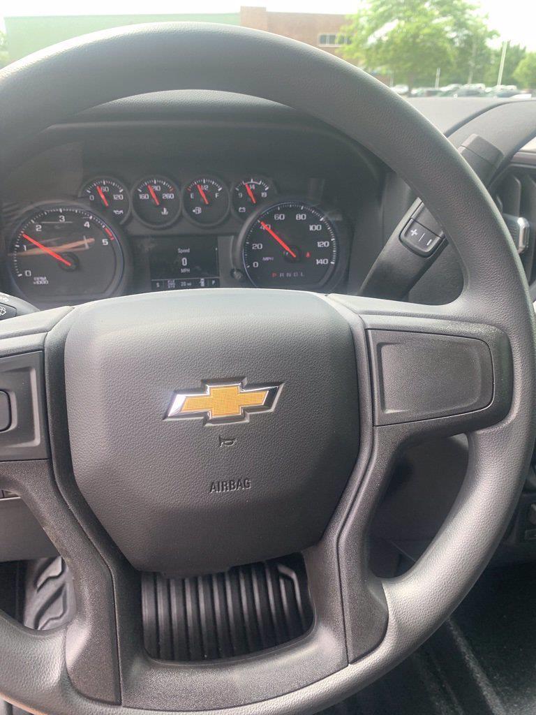 2021 Chevrolet Silverado 3500 Crew Cab 4x4, Rugby Z-Spec Dump Body #63060 - photo 14