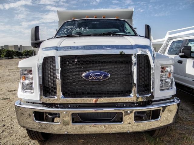 2020 Ford F-650 Regular Cab DRW 4x2, Scelzi Dump Body #FM0184 - photo 7