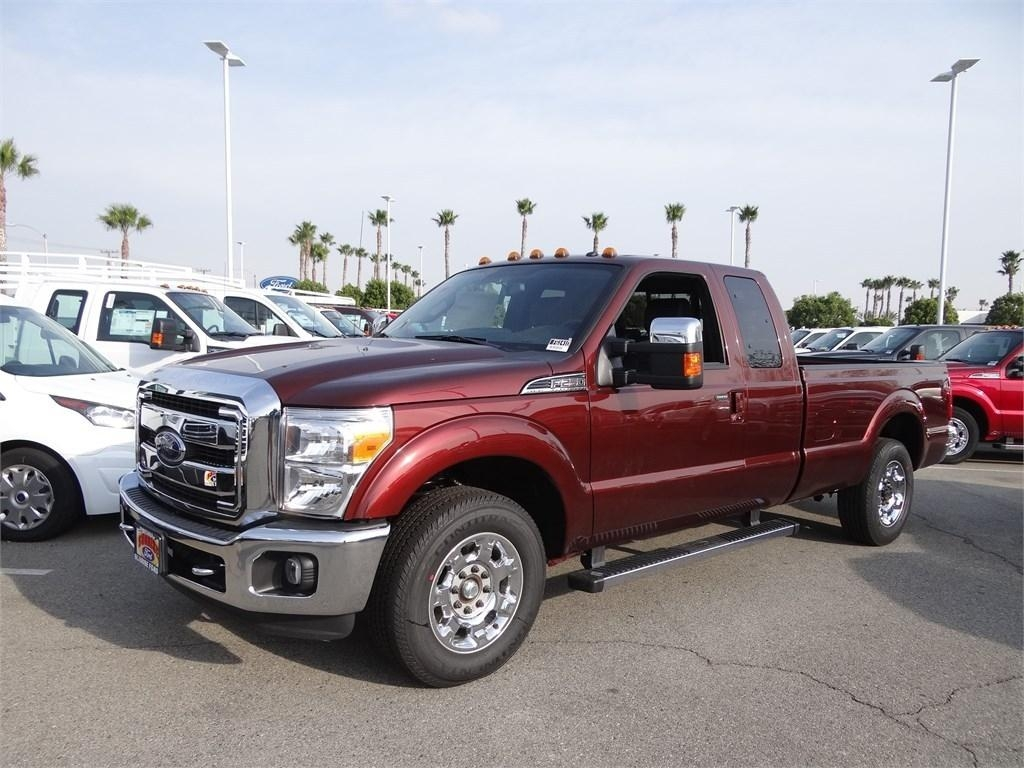 2016 F-250 Super Cab,  Pickup #FG1410 - photo 1