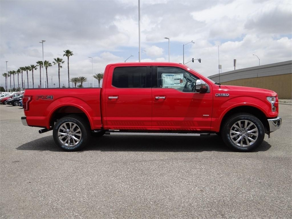 2016 F-150 SuperCrew Cab 4x4, Pickup #FG3703 - photo 5