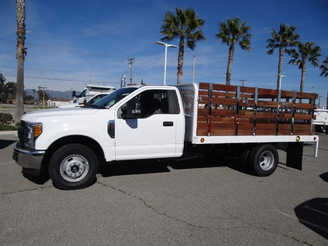 2017 F-350 Regular Cab DRW, Scelzi Stake Bed #FH2112 - photo 3