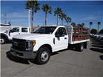 2017 F-350 Regular Cab DRW, Scelzi Stake Bed #FH2112 - photo 1
