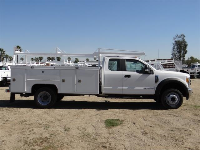 2017 F-550 Super Cab DRW, Scelzi Service Body #FH2877 - photo 5