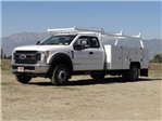 2017 F-550 Super Cab DRW, Scelzi Service Body #FH2877 - photo 1