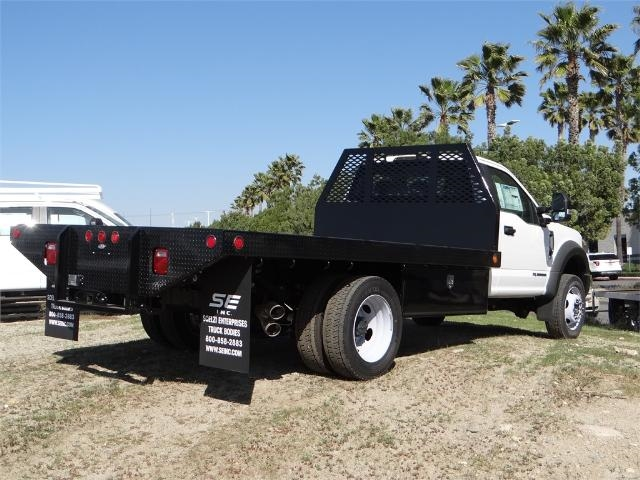 2017 F-450 Regular Cab DRW, Scelzi Platform Body #FH4189 - photo 4