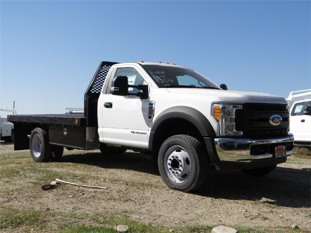 2017 F-450 Regular Cab DRW, Scelzi Platform Body #FH4189 - photo 6