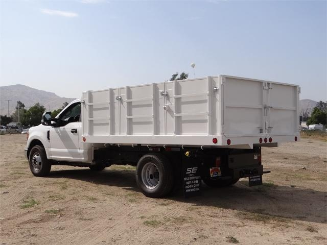 2017 F-350 Regular Cab DRW, Scelzi Landscape Dump #FH4212 - photo 2