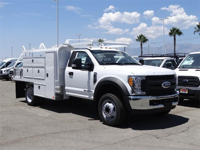 2017 F-450 Regular Cab DRW, Scelzi Contractor Body #FH4219 - photo 6