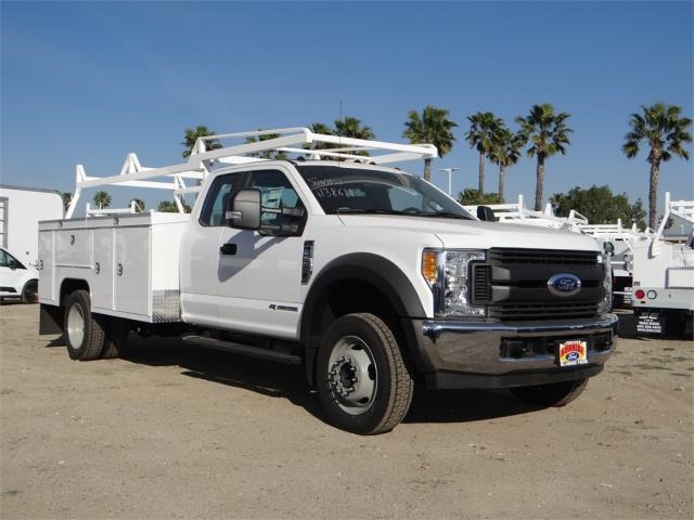2017 F-550 Super Cab DRW, Scelzi Service Body #FH4222 - photo 6