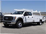 2017 F-550 Crew Cab DRW, Scelzi Combo Body #FH4254 - photo 1