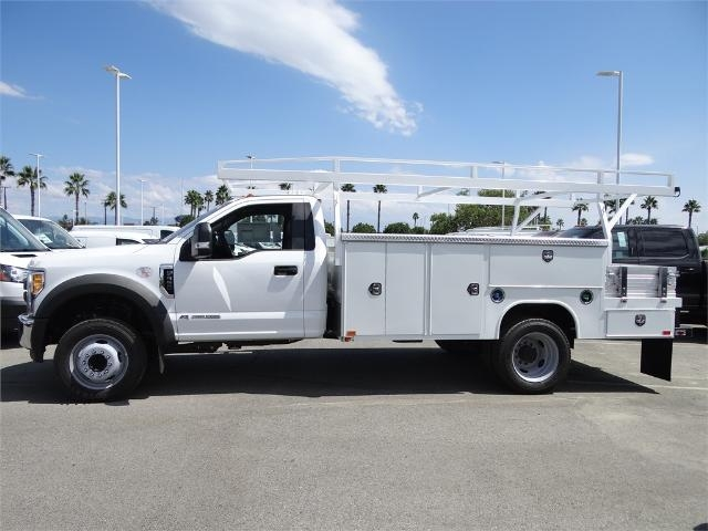 2017 F-550 Regular Cab DRW, Harbor Combo Body #FH4913 - photo 3