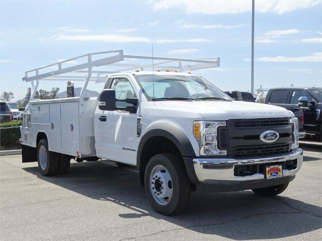 2017 F-550 Regular Cab DRW, Harbor Combo Body #FH4913 - photo 6
