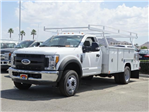 2017 F-550 Regular Cab DRW, Harbor Combo Body #FH4913 - photo 1