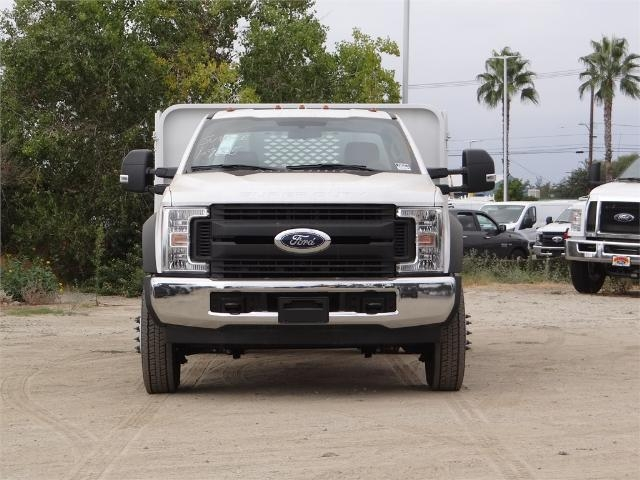 2017 F-550 Regular Cab DRW, Scelzi Landscape Dump #FH5377 - photo 8