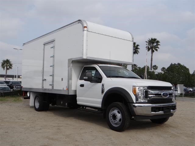 2017 F-550 Regular Cab DRW, Marathon Dry Freight #FH5834 - photo 6