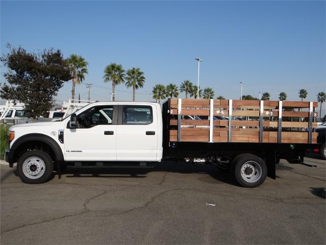 2017 F-550 Crew Cab DRW, Harbor Stake Bed #FH5876 - photo 3