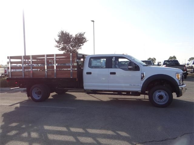 2017 F-550 Crew Cab DRW, Harbor Stake Bed #FH5876 - photo 5