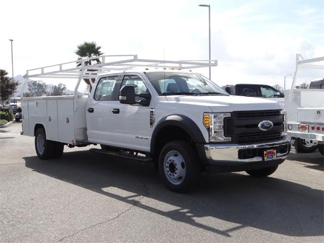 2017 F-550 Crew Cab DRW, Harbor Service Body #FH5918 - photo 6