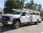 2017 F-550 Crew Cab DRW, Harbor Combo Body #FH5953 - photo 1