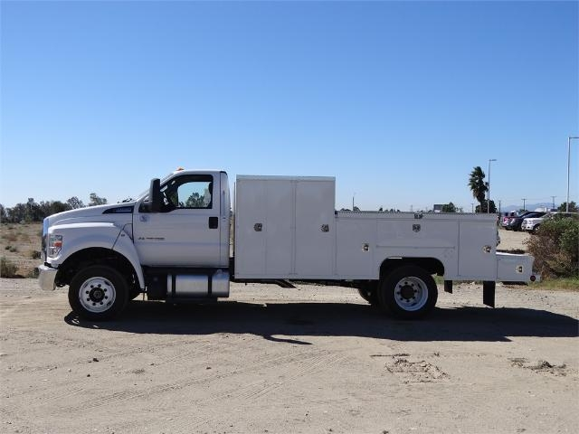 2017 F-650 Regular Cab DRW 4x2,  Scelzi Service Body #FH5975 - photo 3