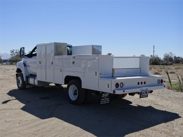 2017 F-650 Regular Cab DRW 4x2,  Scelzi Service Body #FH5975 - photo 2