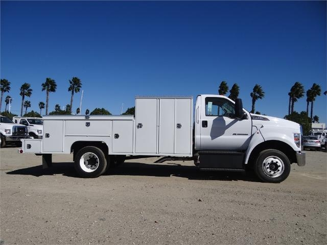 2017 F-650 Regular Cab DRW 4x2,  Scelzi Service Body #FH5975 - photo 5