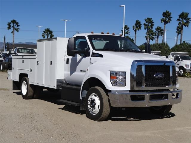 2017 F-650 Regular Cab DRW 4x2,  Scelzi Service Body #FH5975 - photo 6