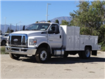 2017 F-650 Regular Cab DRW 4x2,  Scelzi Service Body #FH5975 - photo 1