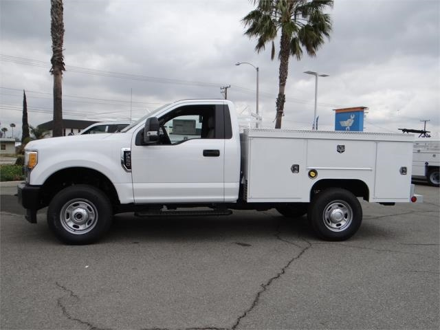 2017 F-250 Regular Cab 4x4, Scelzi Service Body #FH6057 - photo 3