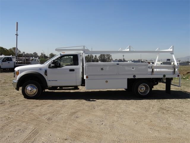 2017 F-450 Regular Cab DRW, Scelzi Contractor Body #FH6060 - photo 3