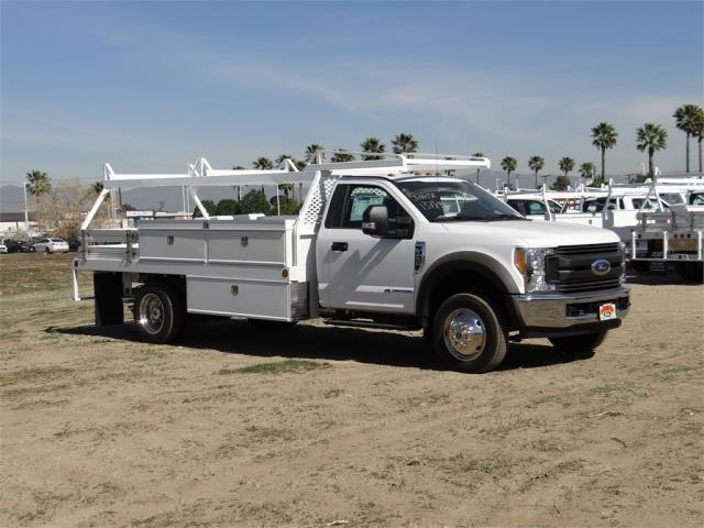 2017 F-450 Regular Cab DRW, Scelzi Contractor Body #FH6060 - photo 6
