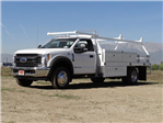 2017 F-450 Regular Cab DRW, Scelzi Contractor Body #FH6060 - photo 1
