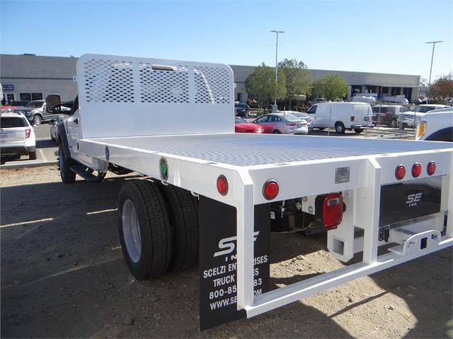 2017 F-450 Super Cab DRW, Scelzi Flatbed #FH6264 - photo 2