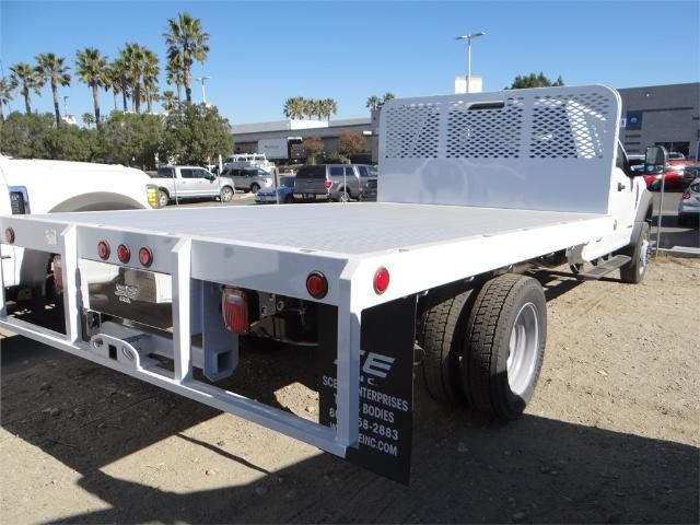 2017 F-450 Super Cab DRW, Scelzi Flatbed #FH6264 - photo 4