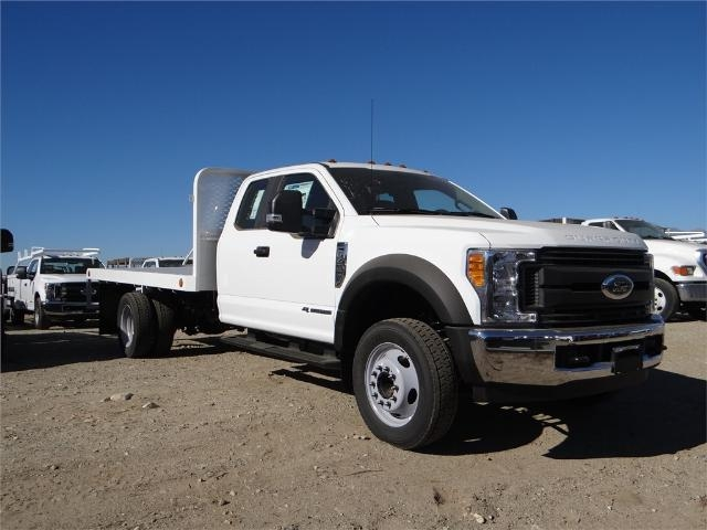 2017 F-450 Super Cab DRW, Scelzi Flatbed #FH6264 - photo 6