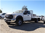 2017 F-450 Super Cab DRW, Scelzi Flatbed #FH6264 - photo 1