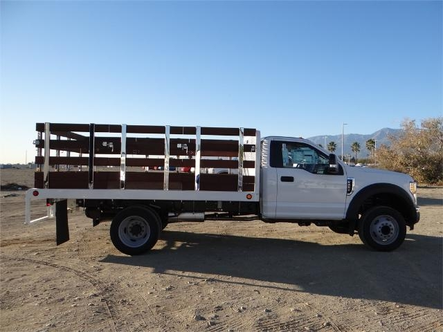 2017 F-450 Regular Cab DRW, Scelzi Stake Bed #FH6267 - photo 5