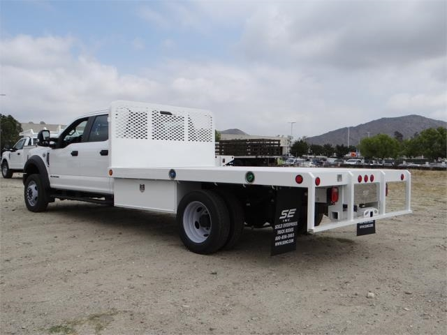 2017 F-550 Crew Cab DRW, Scelzi Stake Bed #FH6290 - photo 2