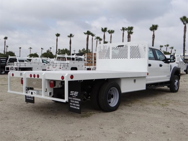 2017 F-550 Crew Cab DRW, Scelzi Stake Bed #FH6290 - photo 4