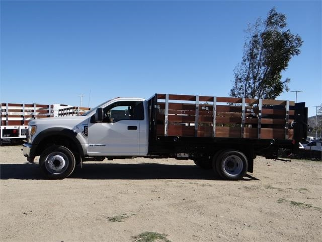 2017 F-450 Regular Cab DRW, Harbor Stake Bed #FH6299 - photo 3