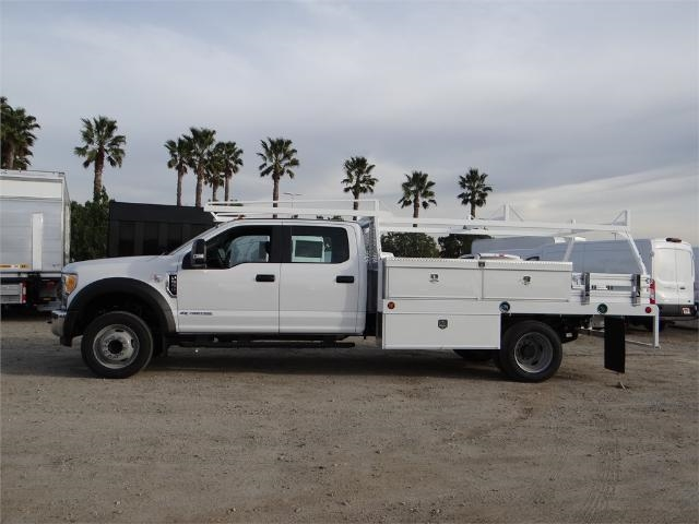 2017 F-550 Crew Cab DRW, Scelzi Contractor Body #FH6316 - photo 3