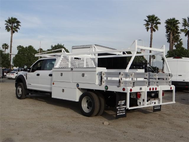 2017 F-550 Crew Cab DRW, Scelzi Contractor Body #FH6316 - photo 2
