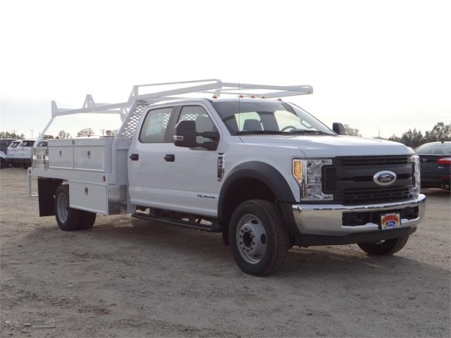 2017 F-550 Crew Cab DRW, Scelzi Contractor Body #FH6316 - photo 6