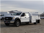 2017 F-550 Crew Cab DRW, Scelzi Contractor Body #FH6316 - photo 1
