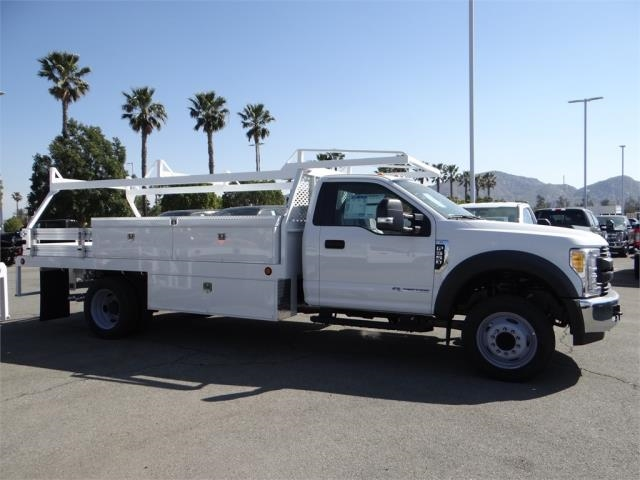 2017 F-550 Regular Cab DRW, Scelzi Contractor Body #FH6341 - photo 5
