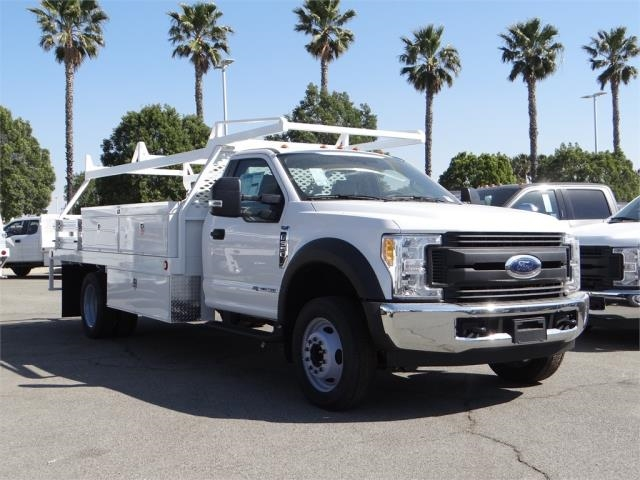 2017 F-550 Regular Cab DRW, Scelzi Contractor Body #FH6341 - photo 6