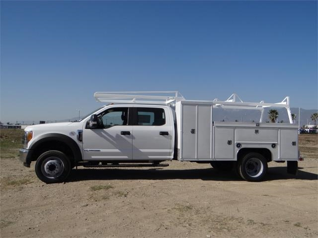 2017 F-550 Crew Cab DRW 4x2,  Scelzi Welder Body #FH6395 - photo 3