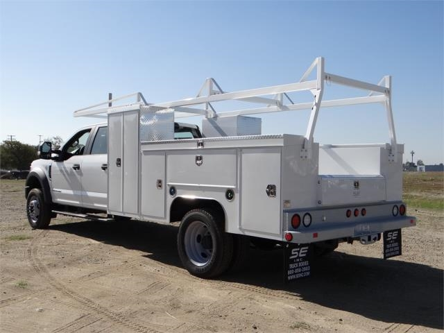 2017 F-550 Crew Cab DRW 4x2,  Scelzi Welder Body #FH6395 - photo 2