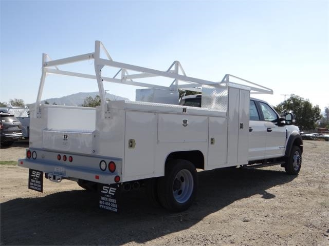 2017 F-550 Crew Cab DRW 4x2,  Scelzi Welder Body #FH6395 - photo 4
